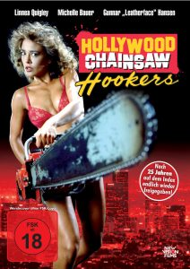 Hollywood Chainsaw Hookers - DVD