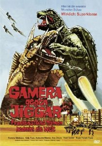 Gamera vs Jiggar